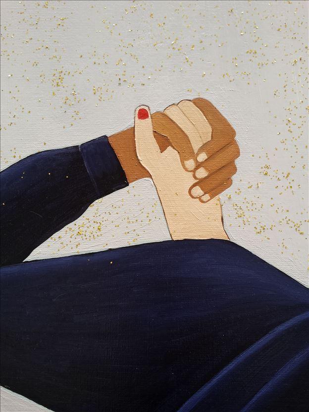 La Danse (detail)