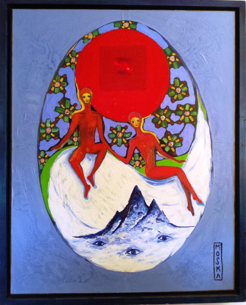 Russian Egg, 1999